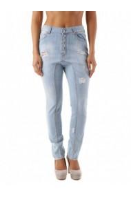 Jeans Sexy Woman 83096 Albastru