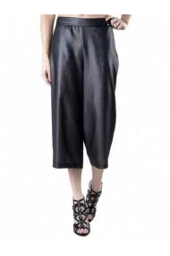 Pantaloni drepti Sexy Woman 84571 Negru