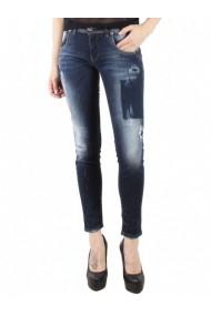 Jeans Sexy Woman DVG-GG_107595 Albastru