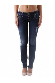 Jeans Sexy Woman DVG-GG_108045 Albastru