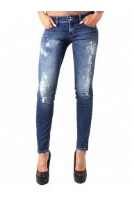 Jeans Sexy Woman DVG-GG_108046 Albastru