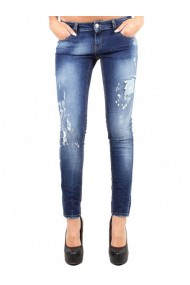 Jeans Sexy Woman DVG-GG_108049 Albastru