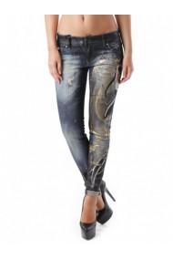 Jeans Sexy Woman 166425 Albastru