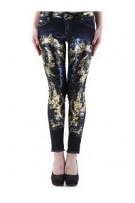 Jeans Sexy Woman 166497 Albastru