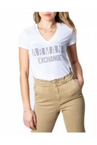 Tricou ARMANI EXCHANGE 161041 Alb