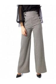 Pantaloni drepti Rinascimento 146615 Alb