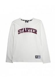 Pulover Starter 156503 Alb
