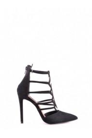 Pantofi cu toc STEVE MADDEN DVG-GG_102050 Negru