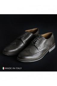 Pantofi SB 3012 DVG-208_CRUST_GRIGIO Gri