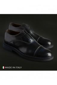 Pantofi Madrid DVG-608_ABRAS_BLU Albastru