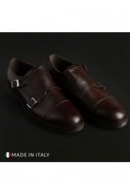 Pantofi Madrid DVG-CL600_CRUST_TDM Maro