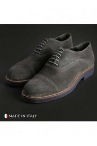 Pantofi Madrid DVG-603_CAMOSCIO_GRIGIO Gri