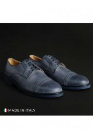 Pantofi Madrid DVG-605_CERATO_BLU Albastru