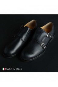 Pantofi Madrid DVG-600_CERATO_NERO Negru