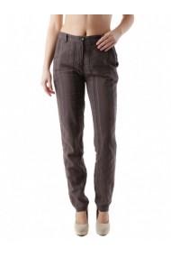 Pantaloni drepti Olivia Hops 84511 Maro