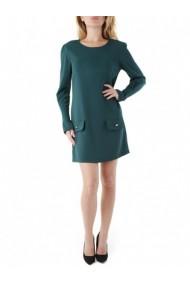 Rochie midi Olivia Hops 166300 Verde