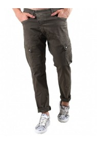 Pantaloni Lungi Absolut Joy 84919 Verde