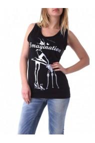 Tricou Anya Hindmarch 63085 Negru