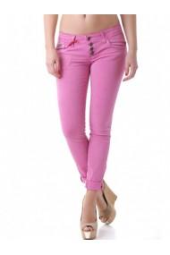 Pantaloni drepti Anya Hindmarch 63517 Roz
