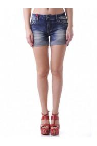 Pantaloni Scurti Anya Hindmarch 63585 Albastru