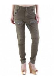 Pantaloni drepti Anya Hindmarch 73691 Maro