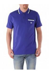 Tricou Polo Husky 75973 Albastru