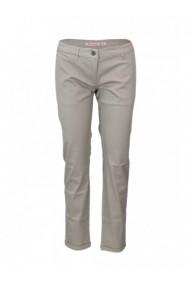 Pantaloni drepti S.h. DVG-GG_100635 Bej
