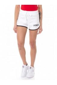 Pantaloni Scurti Pyrex 131555 Alb