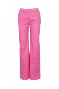Pantaloni drepti Jeckerson 91559 Roz
