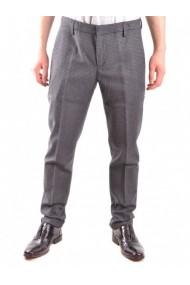 Pantaloni drepti Dirk Bikkembergs 106071 Negru