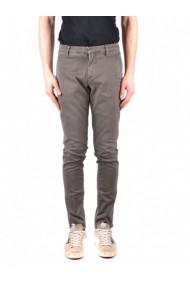 Pantaloni drepti Jacob Cohen 106294 Albastru
