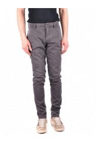 Pantaloni drepti Jacob Cohen 106302 Alb