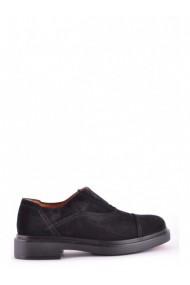 Pantofi Santoni DVG-GG_101971 Negru