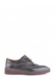 Pantofi Leather Crown DVG-GG_109401 Verde