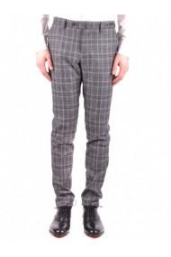 Pantaloni drepti DESIGUAL 122961 Negru