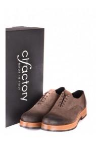 Pantofi Cl Factory DVG-GG_108022 Maro