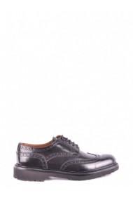 Pantofi Doucal S DVG-GG_102597 Negru
