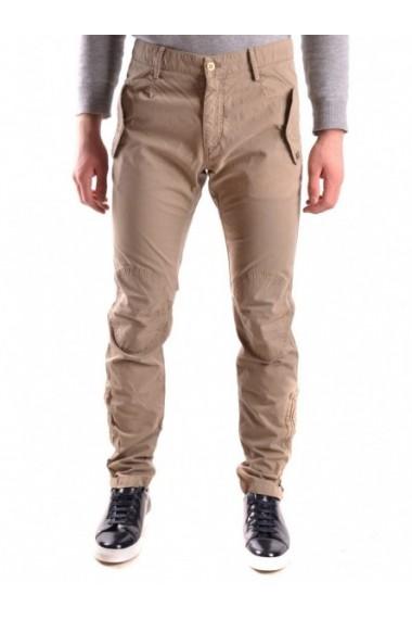 Pantaloni drepti Pinko 120488 Negru