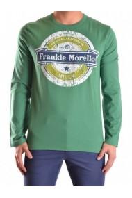 Tricou Frankie Morello DVG-GG_106522 Verde