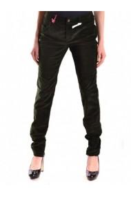 Pantaloni drepti See By Chloe DVG-GG_105832 Verde