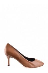 Pantofi cu toc L`arianna DVG-GG_106012 Maro