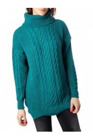 Pulover One.0 155325 Verde