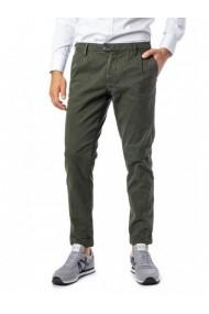 Pantaloni Lungi Brian Brome 142874 Verde