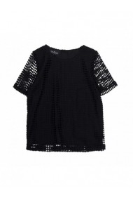 Tricou Little Remix 153690 Negru
