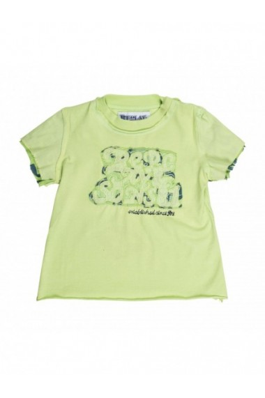 Tricou Replay & Sons 175270 Verde