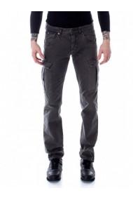 Pantaloni Lungi Gas 129780 Gri