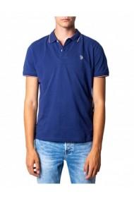 Tricou U.S. Polo ASSN. 181112 Albastru