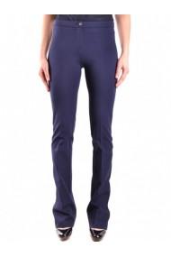 Pantaloni drepti Pinko 99252 Albastru