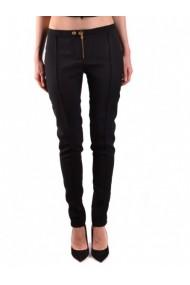 Pantaloni drepti Dsquared DVG-GG_101580 Negru