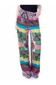 Pantaloni drepti DESIGUAL 128693